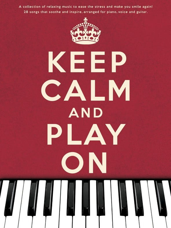 - Keep calm and play on - Partition - di-arezzo.co.uk