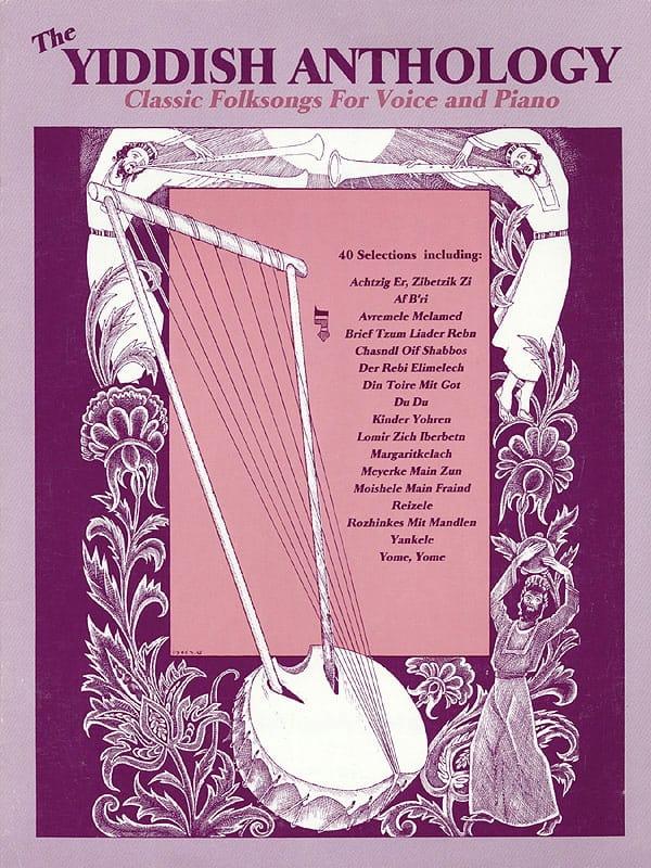 The yiddish anthology - Partition - laflutedepan.com