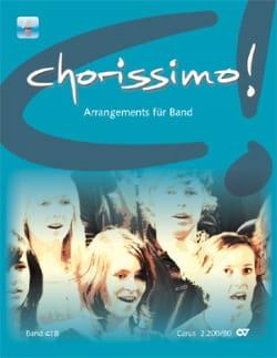 Chorissimo band 8 - Partition - ENSEMBLES - laflutedepan.com