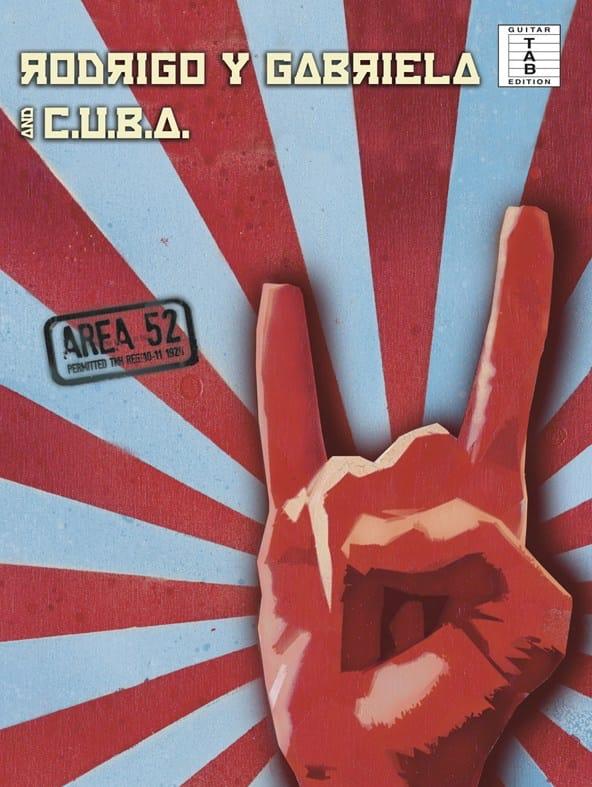 Rodrigo Y Gabriela - Area 52 - Partition - di-arezzo.co.uk