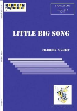 Little big song - Torion Christophe / Vallet S. - laflutedepan.com
