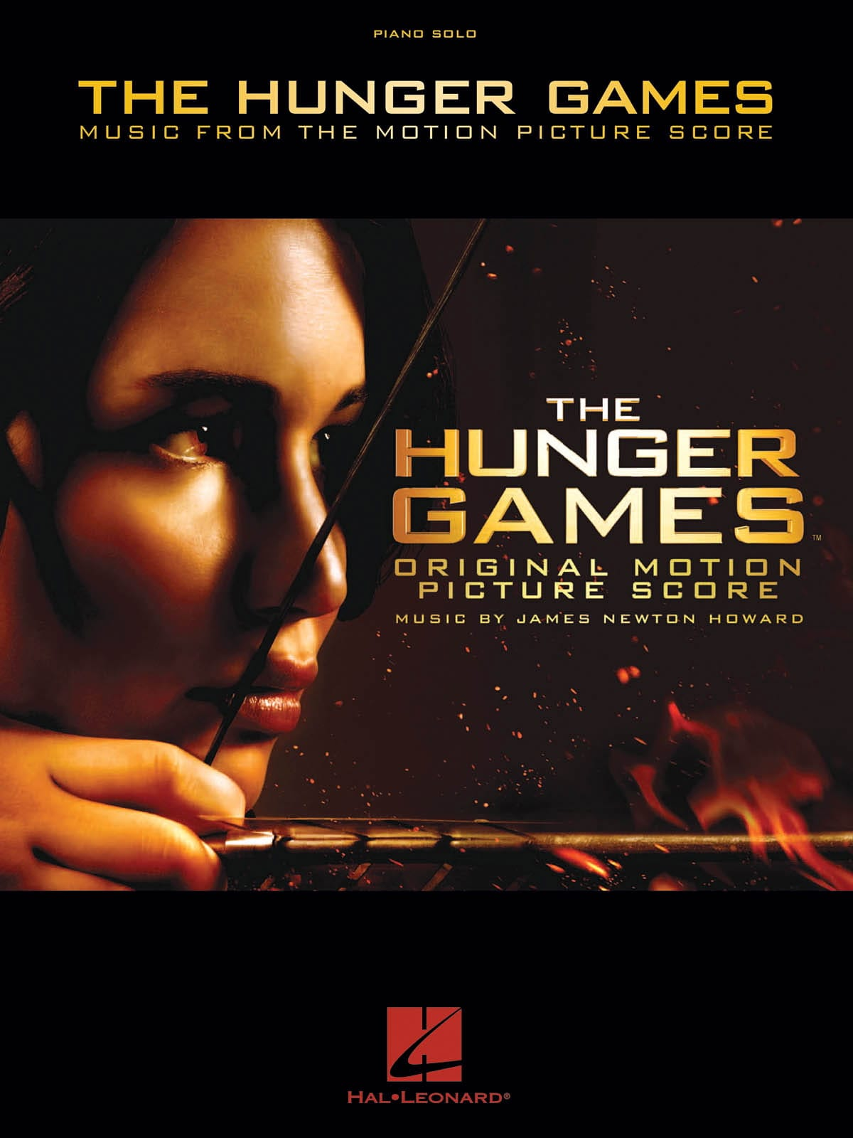 James Newton Howard - The Hunger Games - Partition - di-arezzo.com