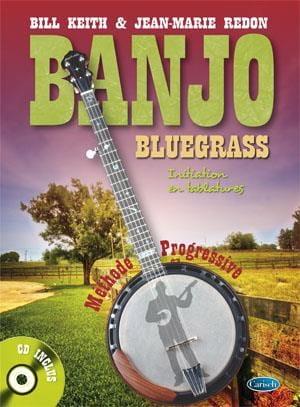 Banjo Bluegrass - Initiation en tablatures - laflutedepan.com