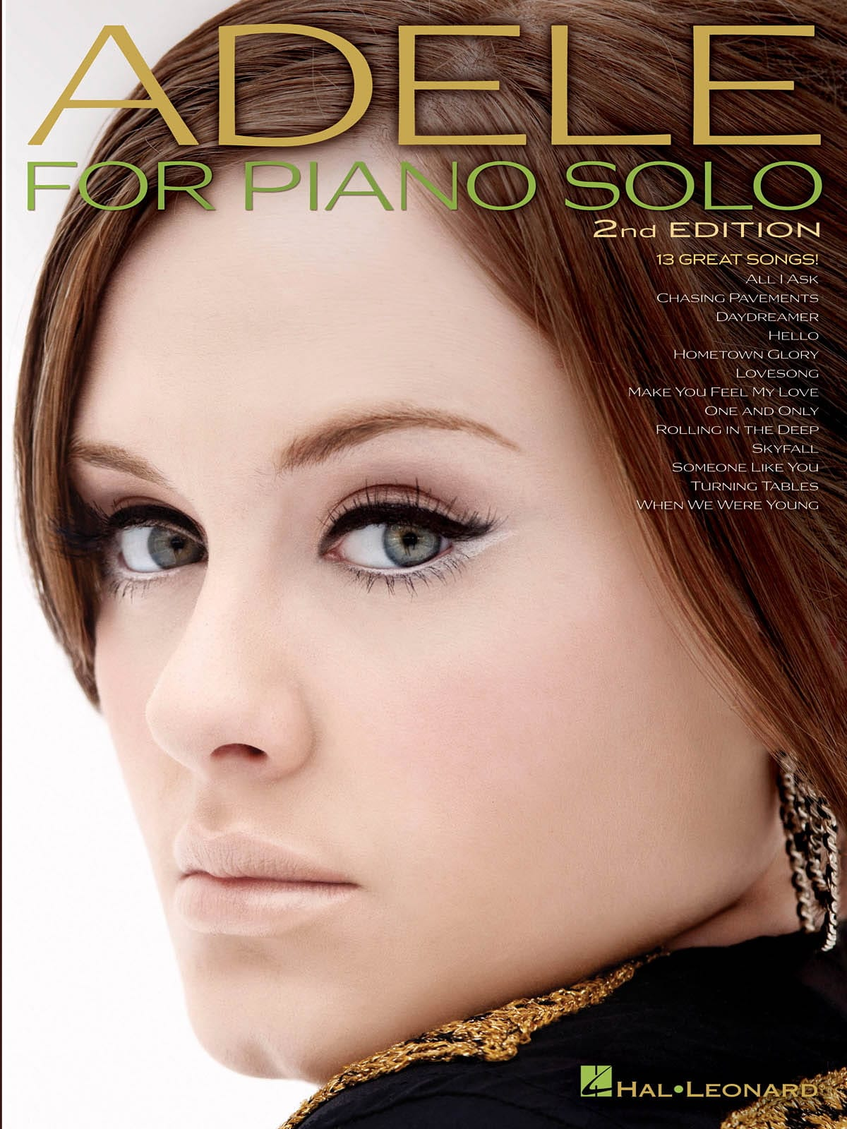Adele - Adele for solo piano - Partition - di-arezzo.com