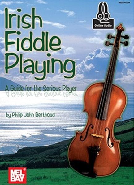 Irish fiddle playing - John Berthoud - Partition - laflutedepan.com