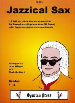 Jazzical Sax - Partition - Saxophone - laflutedepan.com