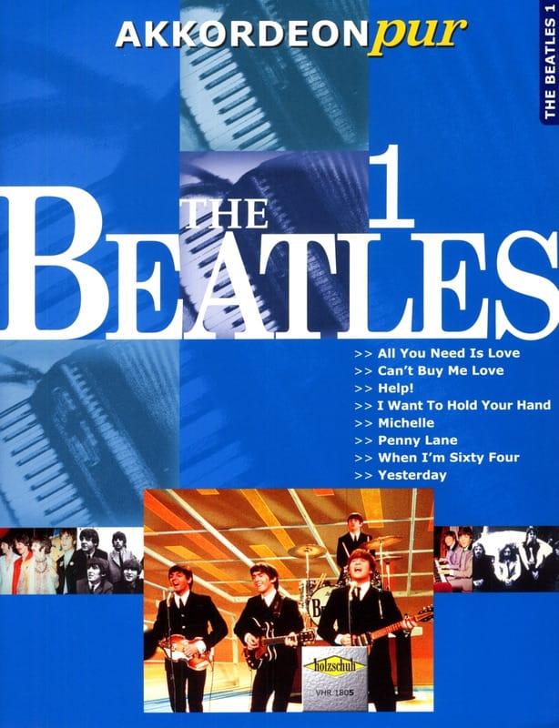 BEATLES - Akkordeon Pure - The Beatles 1 - Partition - di-arezzo.com