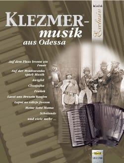 Klezmer-musik aus Odessa - Martina Schumeckers - laflutedepan.com