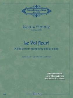 Le Val Fleurie - Louis Ganne - Partition - laflutedepan.com