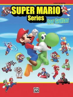 Musique de Jeux Vidéo - Super Mario Series for Guitar - Partition - di-arezzo.co.uk
