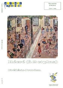 Récré à 2 et plus - Frédéric Jourdan - Partition - laflutedepan.com