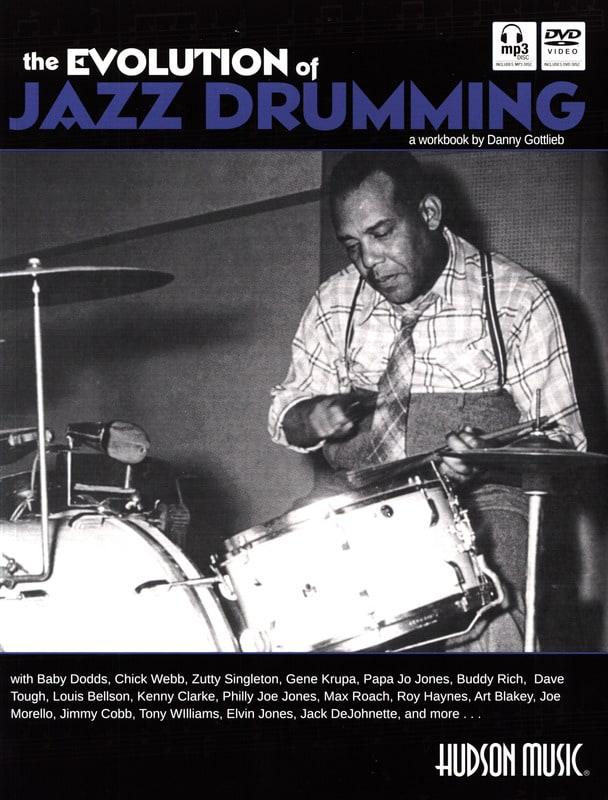 The Evolution of Jazz Drumming - Danny Gottlieb - laflutedepan.com