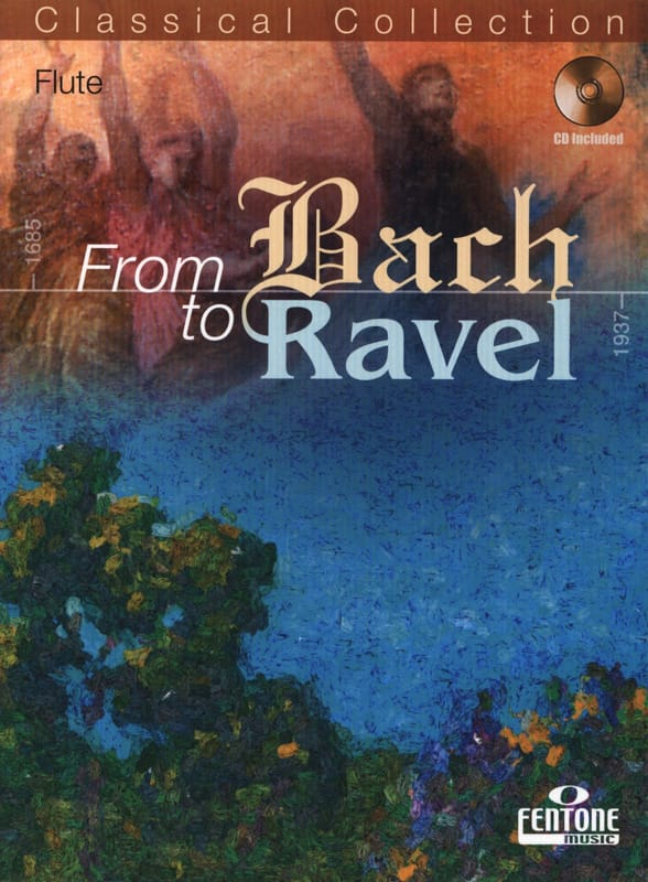 From Bach to Ravel - Partition - laflutedepan.com