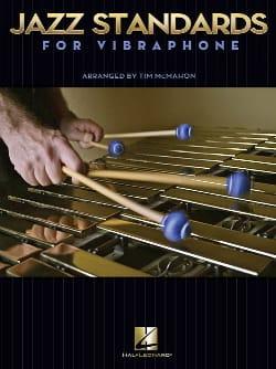 Jazz Standards for Vibraphone - Partition - laflutedepan.com