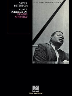 Oscar Peterson - A Jazz Portrait of Frank Sinatra - Partition - di-arezzo.fr