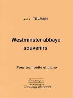 Westminster abbaye souvenirs - André Telman - laflutedepan.com