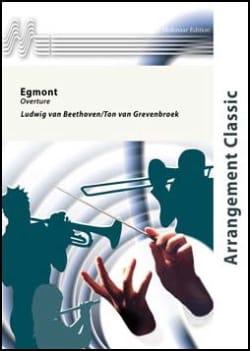 Egmont - Overture - BEETHOVEN - Partition - laflutedepan.com