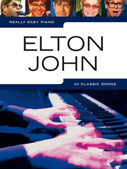 Elton John - Really easy piano - Elton John - Partition - di-arezzo.com