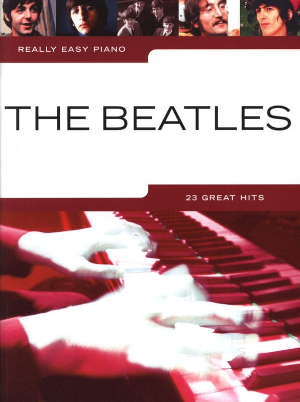BEATLES - Really easy piano - The Beatles - Partition - di-arezzo.co.uk