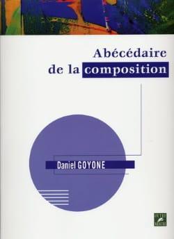 Daniel Goyone - Abecedary of Composition - Livre - di-arezzo.co.uk