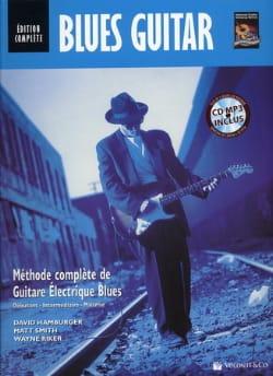 Blues Guitare - Edition Complète Version Française - laflutedepan.com