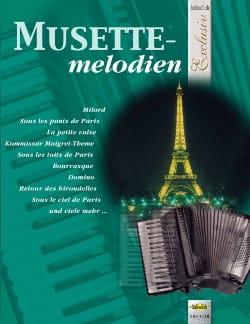 Musette melodien - Exclusiv - Partition - laflutedepan.com