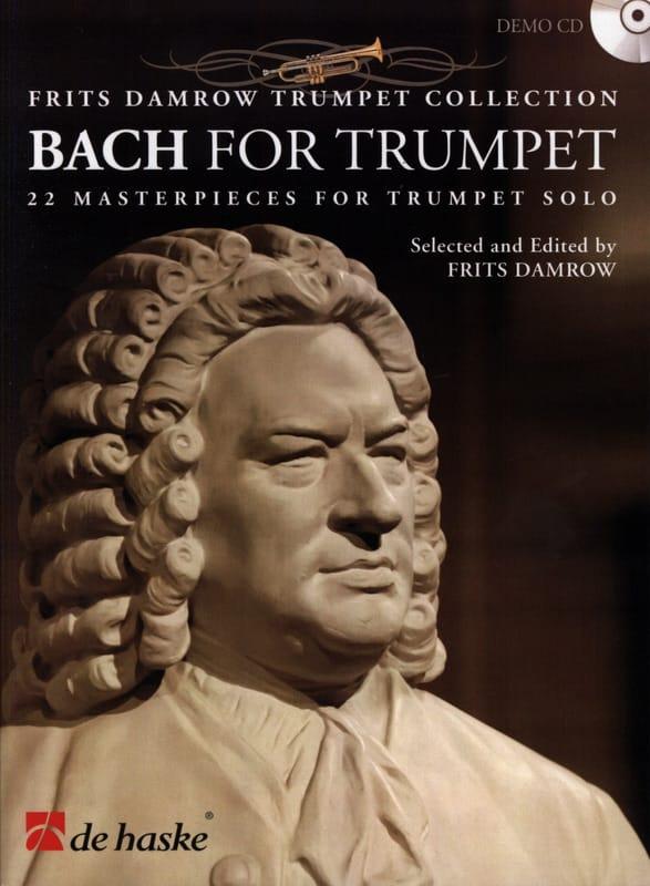 Bach for trumpet - BACH - Partition - Trompette - laflutedepan.com
