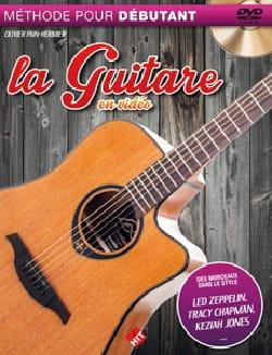 La guitare en vidéo - Olivier Pain-Hermier - laflutedepan.com