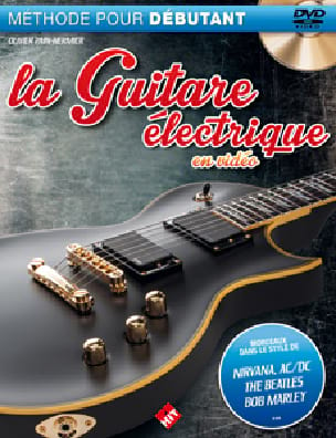 Olivier Pain-Hermier - The electric guitar in video - Partition - di-arezzo.com