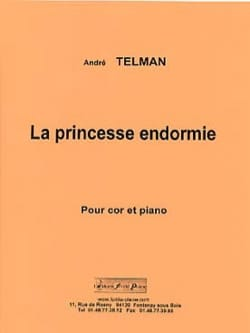 André Telman - The sleeping princess - Partition - di-arezzo.co.uk