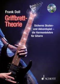 Griffbrett-Theorie - Frank Doll - Partition - laflutedepan.com