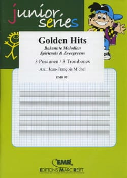 Golden hits - Junior series - Partition - laflutedepan.com