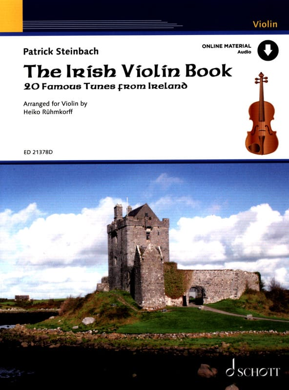 Traditionnel - The Irish violin book - Partition - di-arezzo.co.uk