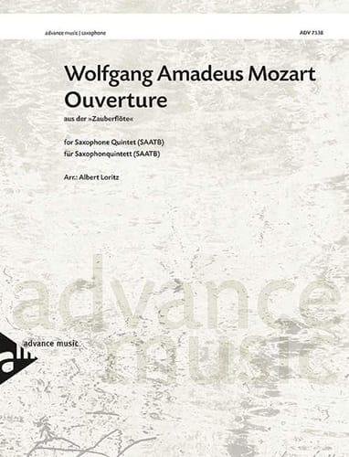 Ouverture from the opera The magic flute - MOZART - laflutedepan.com
