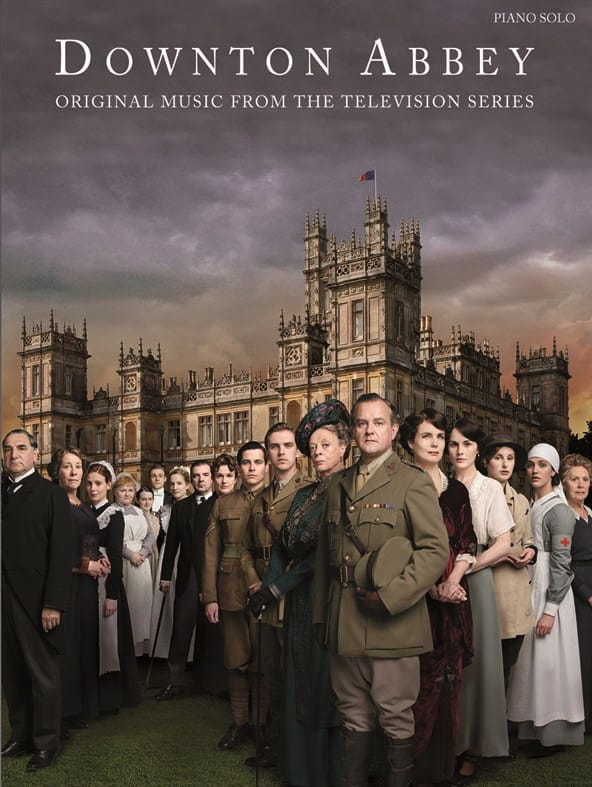 John Lunn - Downton Abbey - Music from the TV series - Partition - di-arezzo.co.uk