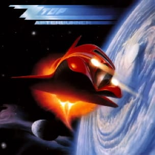 Afterburner - ZZ Top - Partition - Pop / Rock - laflutedepan.com