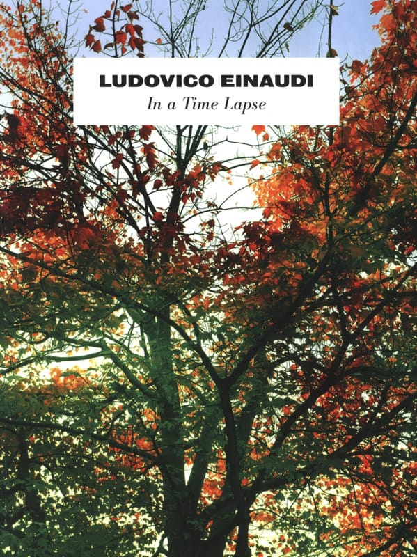 Ludovico Einaudi - En un lapso de tiempo - Partition - di-arezzo.es