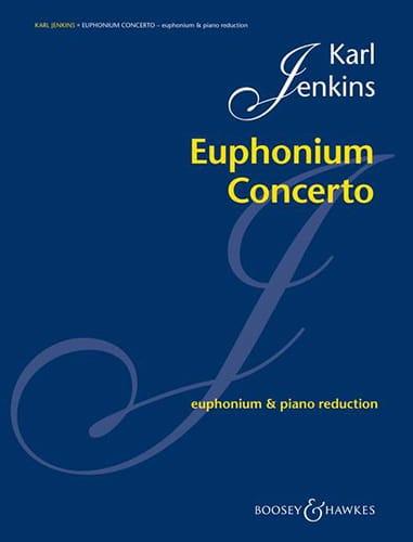 Euphonium concerto - Karl Jenkins - Partition - laflutedepan.com