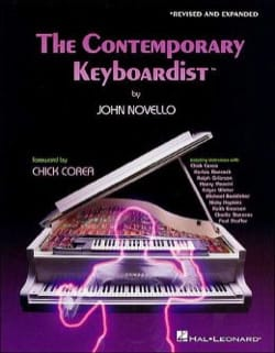 The contemporary keyboardist - John Novello - laflutedepan.com