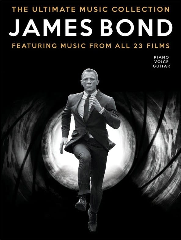 - James Bond - The ultimate collection - Partition - di-arezzo.co.uk