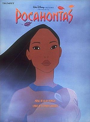 Pocahontas - DISNEY - Partition - Trompette - laflutedepan.com