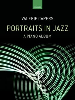 Portraits in jazz - A piano album - Valerie Capers - laflutedepan.com