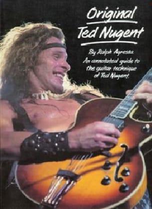 Original Ted Nugent - Ralph Agresta - Partition - laflutedepan.com