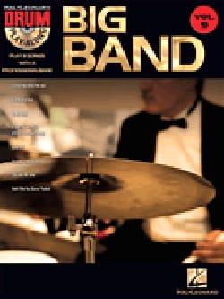 Drum play-along volume 9 - Big band - Partition - laflutedepan.com