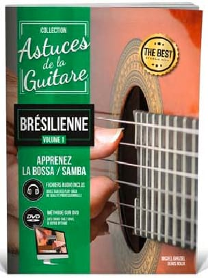 COUP DE POUCE - Brazilian Guitar Tips - Volume 1 - Partition - di-arezzo.co.uk