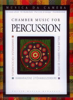 - Drum Chamber Music - For Music School - Partition - di-arezzo.co.uk