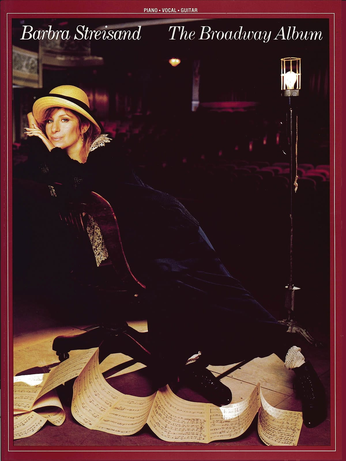 Barbra Streisand - The Broadway album - Partition - di-arezzo.co.uk