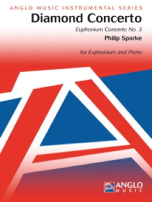 Philip Sparke - Diamond Concerto - Euphonium concerto No. 3 - Partition - di-arezzo.co.uk