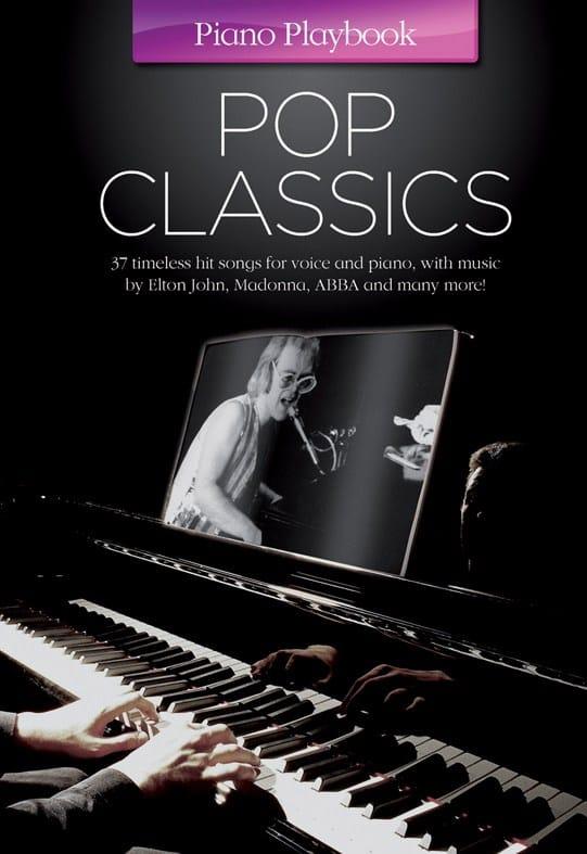 - Piano playbook - Pop classics - Partition - di-arezzo.co.uk
