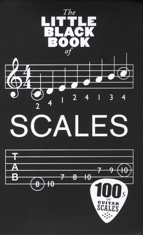 The little black book of Scales - Partition - laflutedepan.com